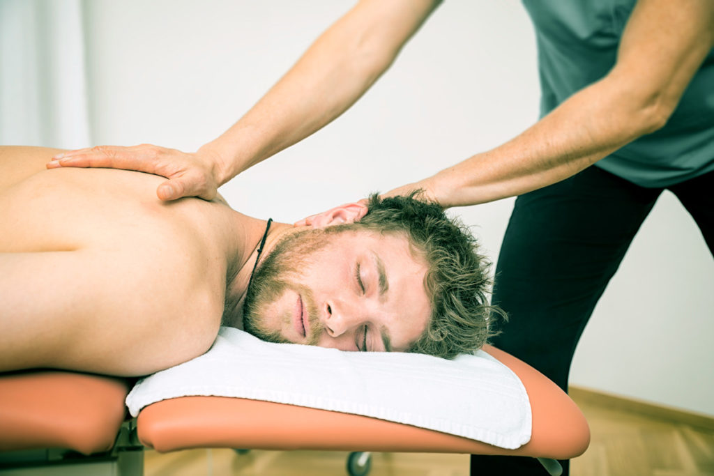Manuelle Therapie Düsseldorf • PHYSIOSOLUTION